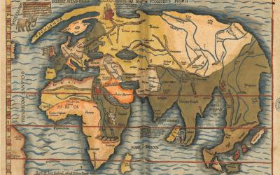Cartografías de lo desconocido. Mapas en la Biblioteca Nacional de España