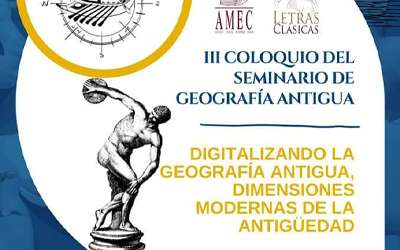Digitalizando la Geografía Antigua