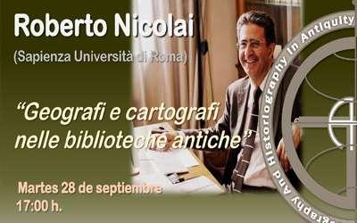 Seminarios de GAHIA 2021 – Roberto Nicolai
